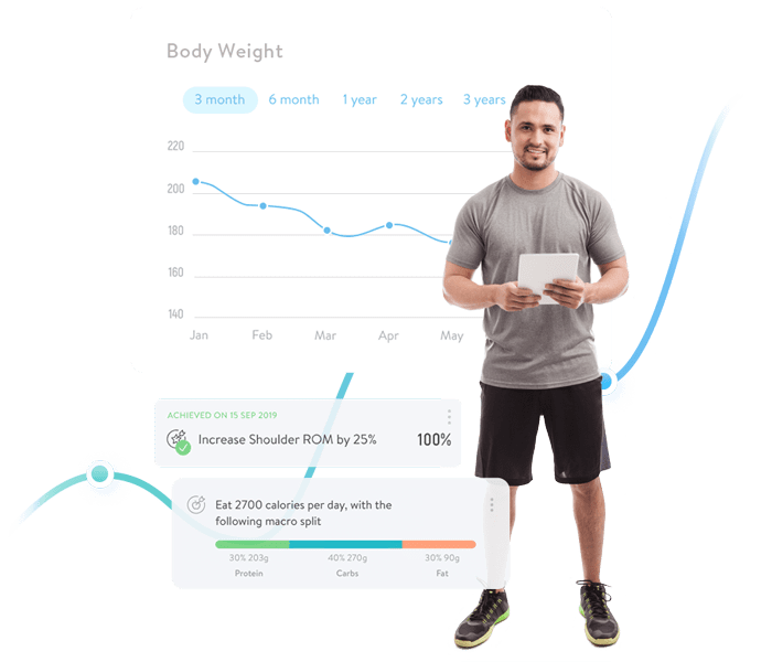 trainerize personal training app for independent personal trainers and fitness professionals