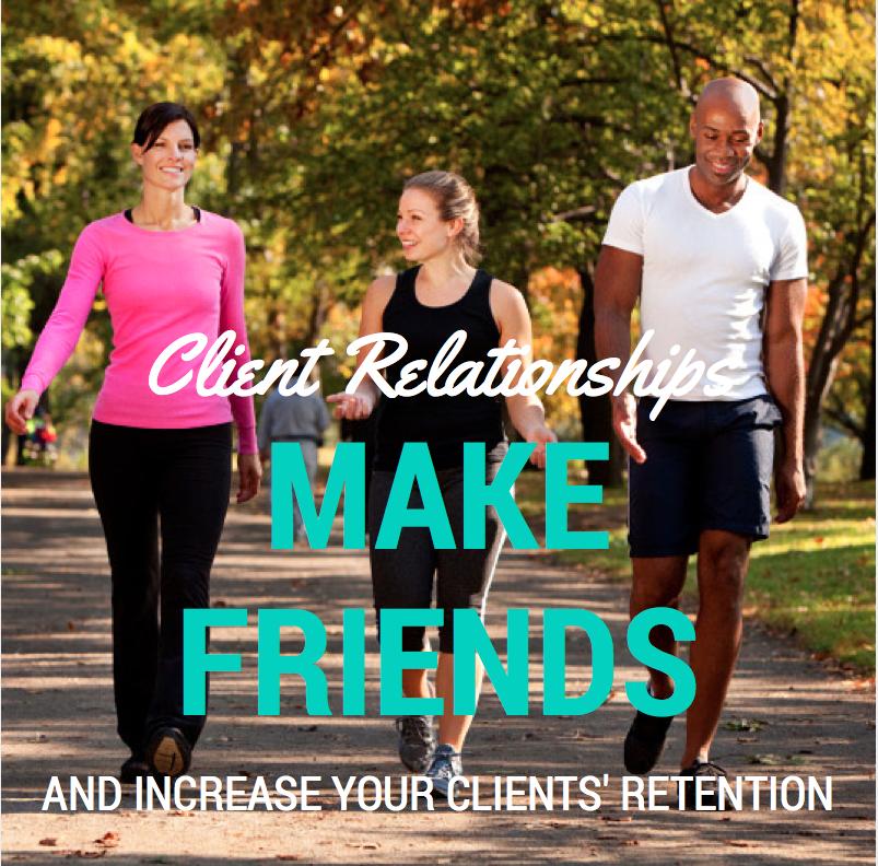 make-friends-trainer-client-retention