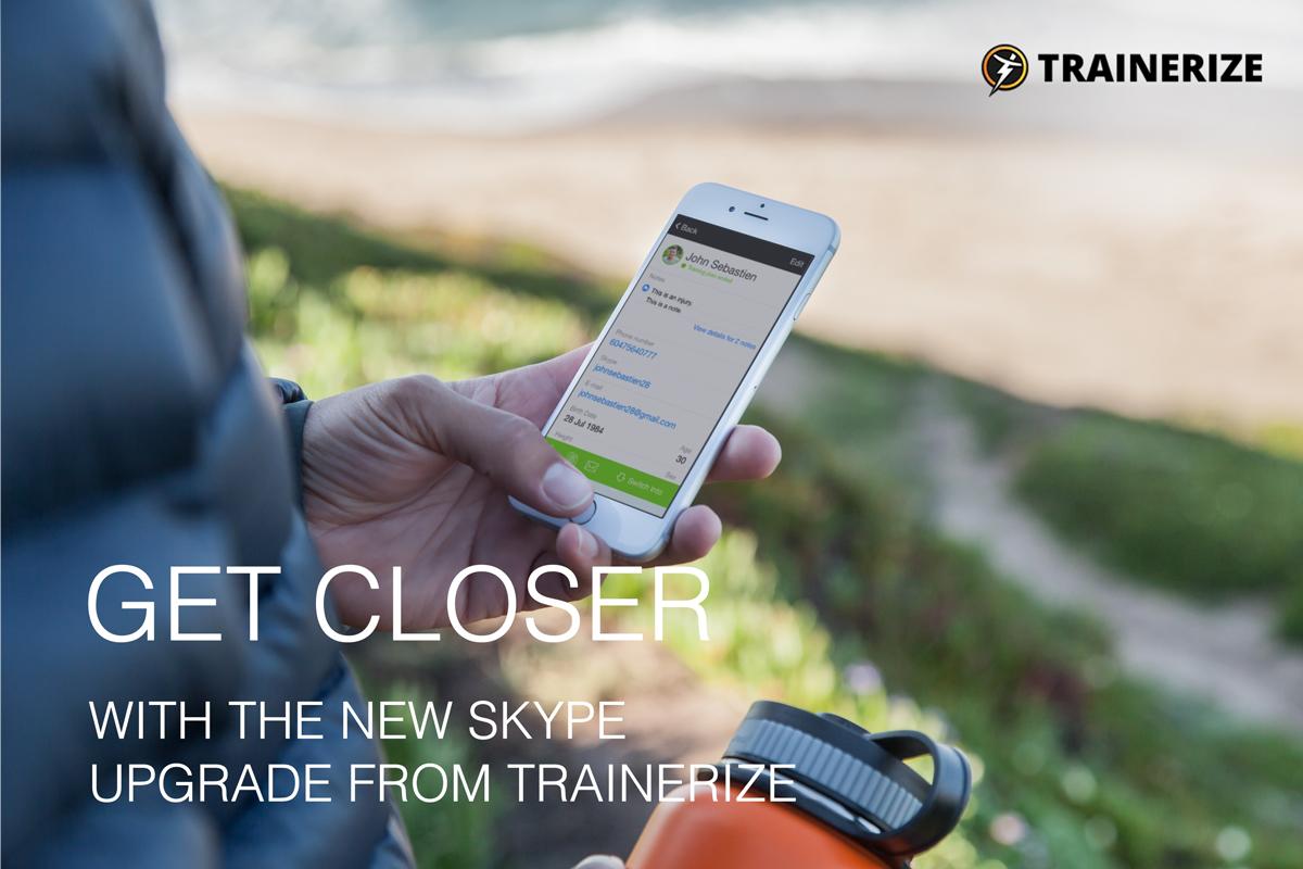 trainerize-skype