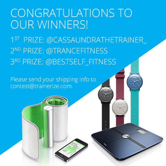 withings-trainerize-contest-winner