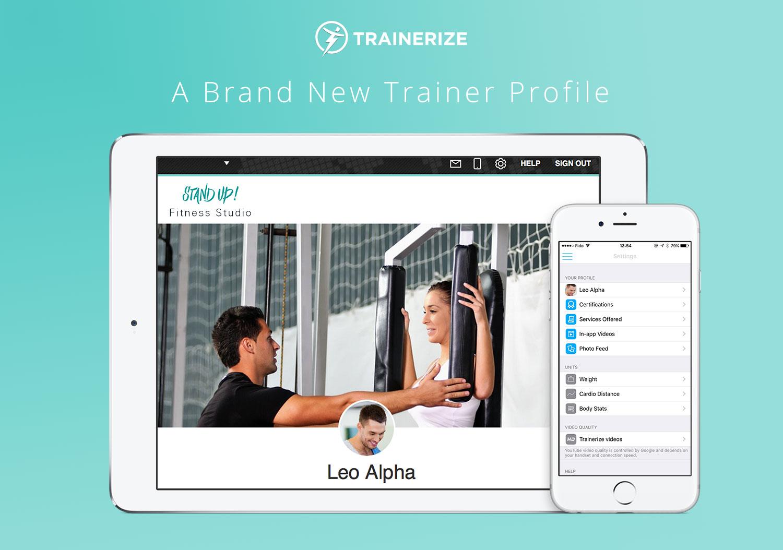 trainerize-update