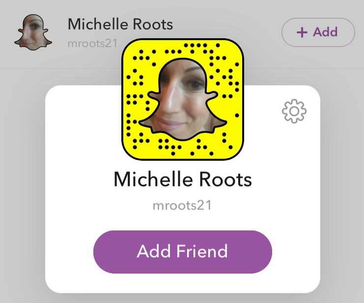 Michelle-Roots-Snapchat
