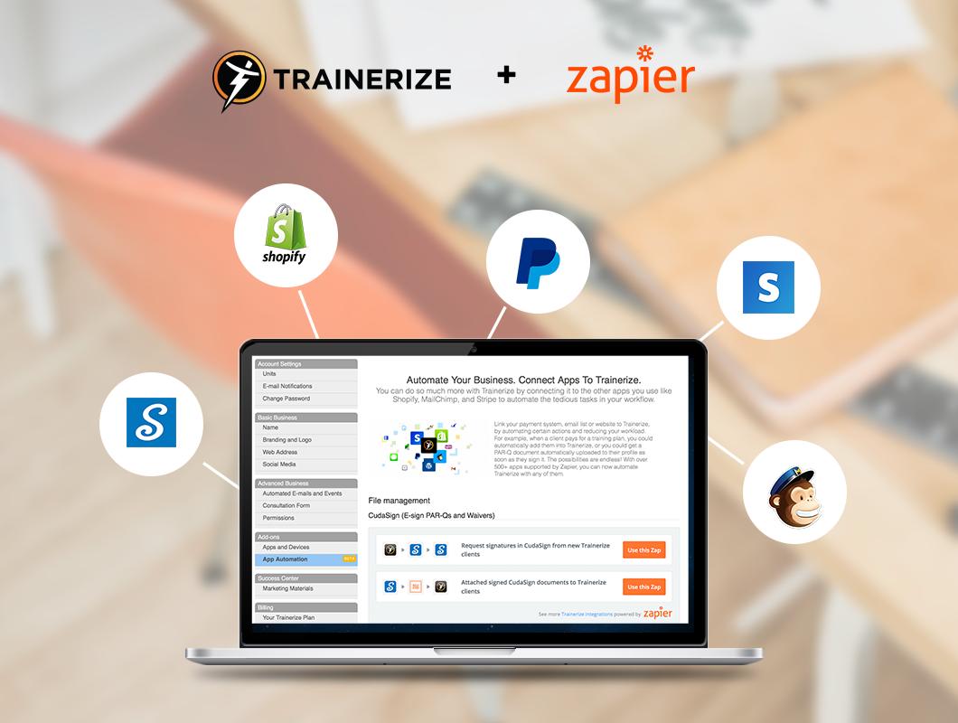 trainerize-zapier-automation