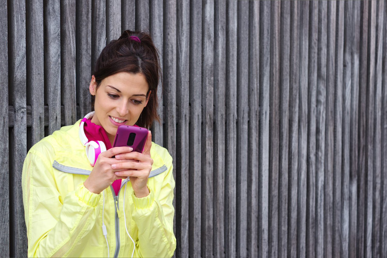 Send weekly emails to fitness clients