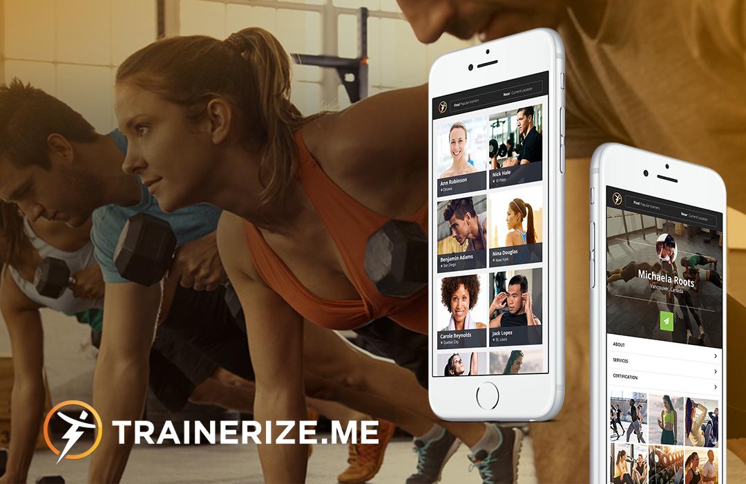 Trainerize.me - online personal trainer platform
