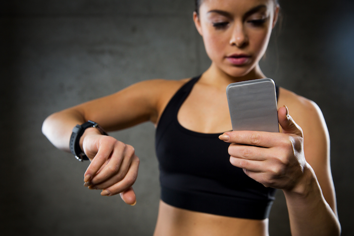 technology for fitness