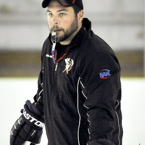 Mike Letizia, Johnstown Tomahawks trains his team using Trainerize