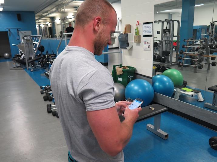 Trainerize Client - Gym Class Athletics