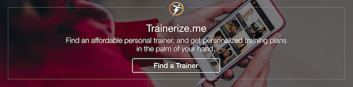 Find an online personal trainer on Trainerize.me
