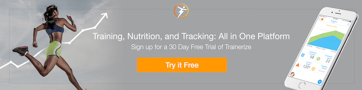 Training, Nutrition, and Tracking all in one platform - Trainerize
