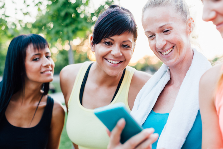 grow your social media following for your fitness business