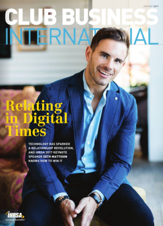 Trainerize is featured in Club Business International Magazine