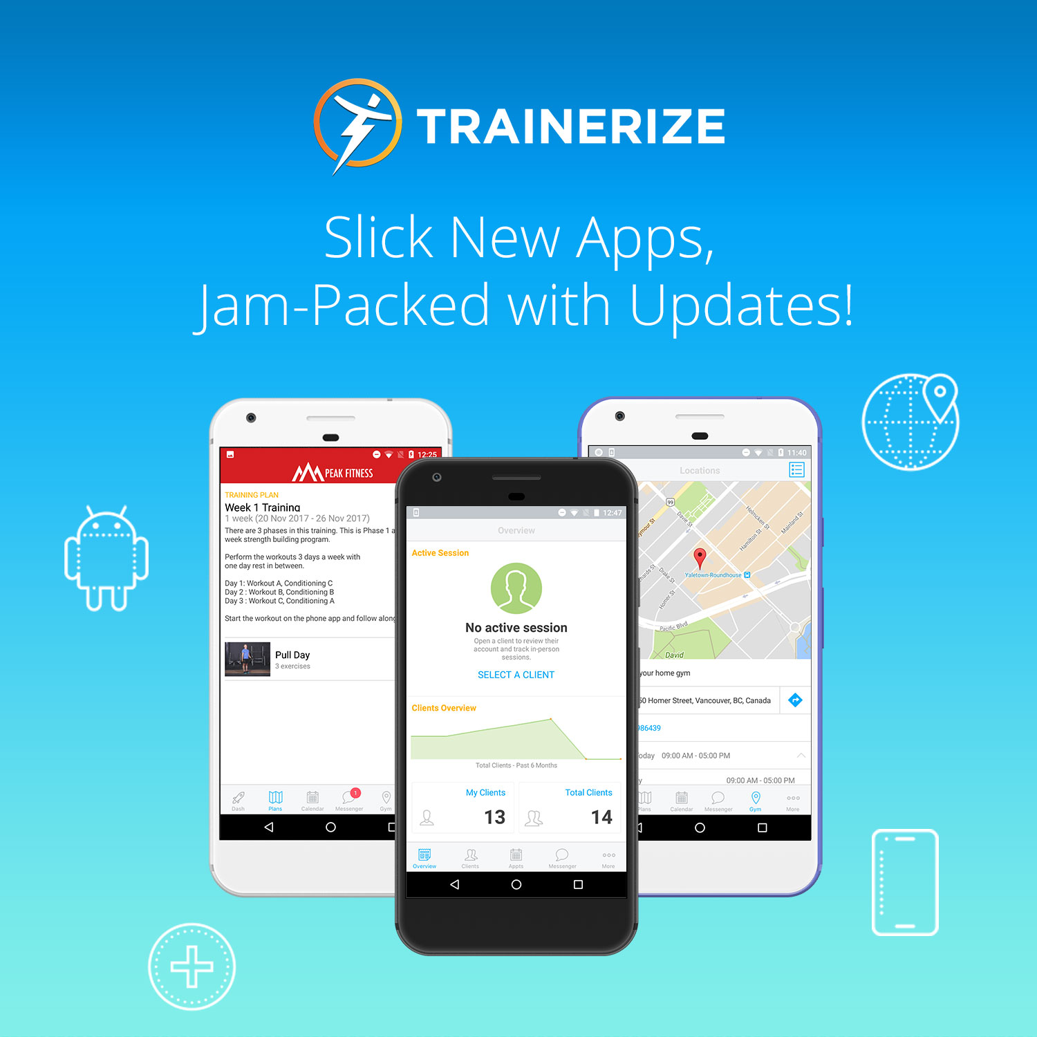 Trainerize Update | The New Trainerize Android App is Here