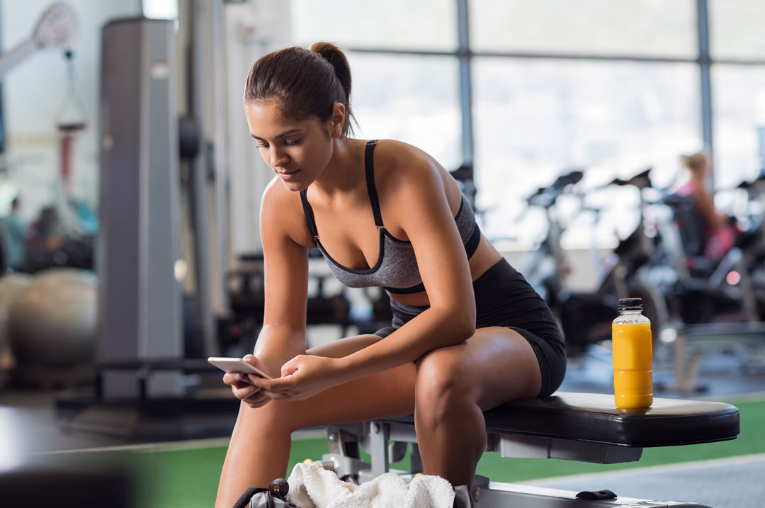 online physical training