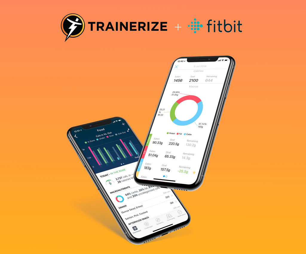 Our new Fitbit Integration syncs full meal details straight to Trainerize