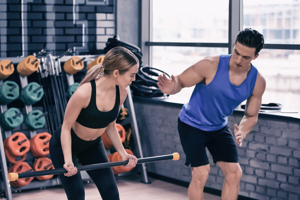 Teaching Proper Form as an Online Personal Trainer
