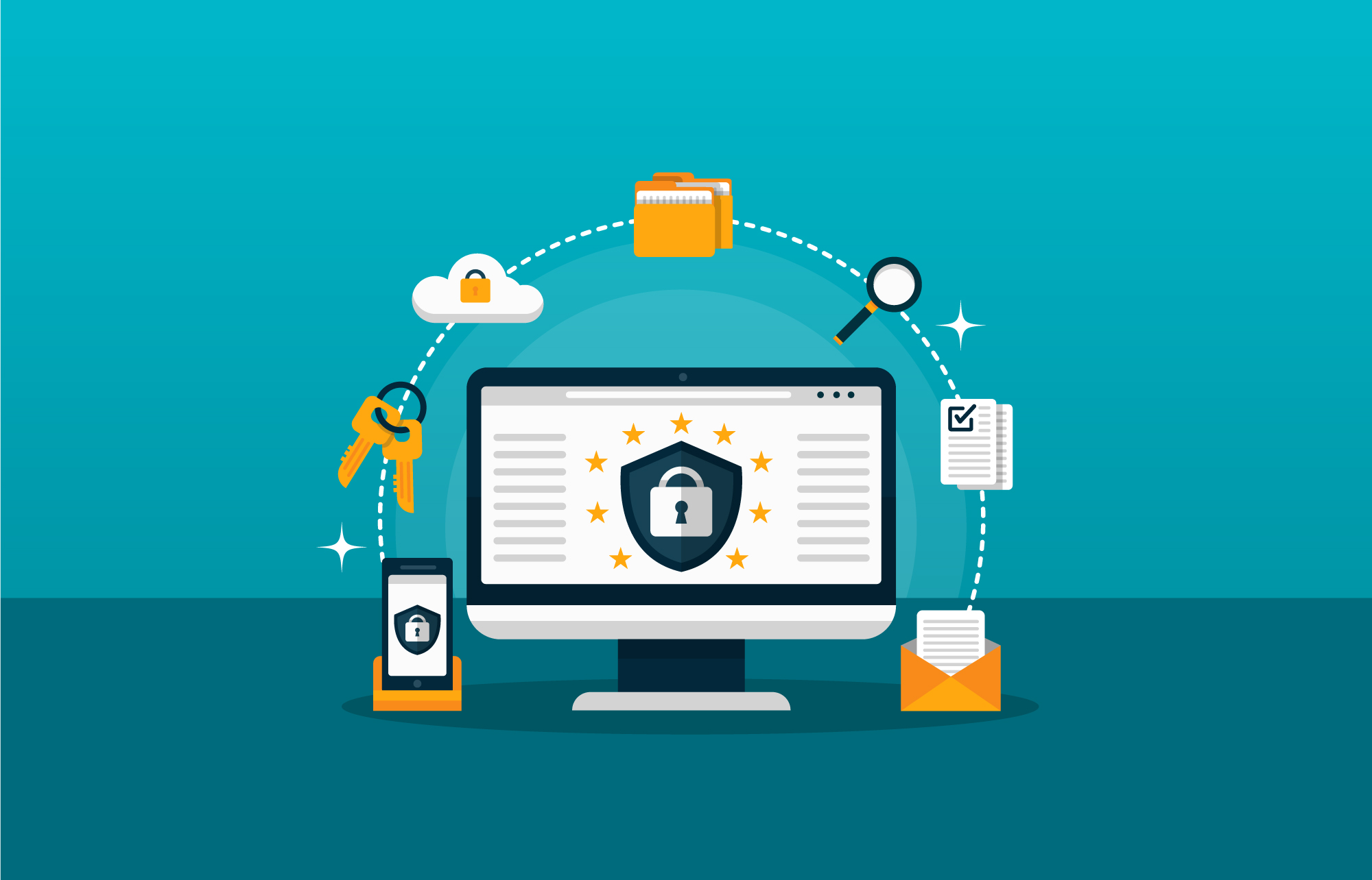 Keeping a Lock On Digital Security in Your Online Fitness Business