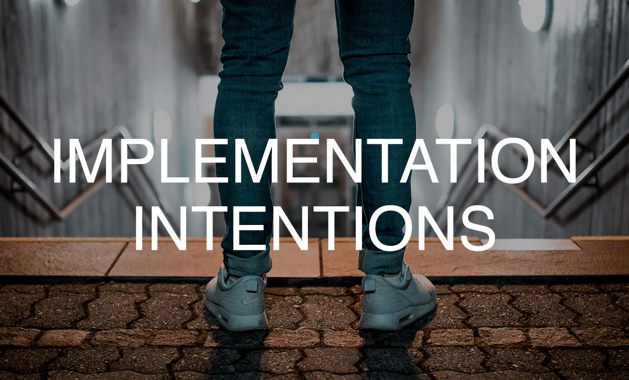 Trainerize Habit Coaching 101 PART 3 | Making Habits and Breaking Habits: Implementation Intentions