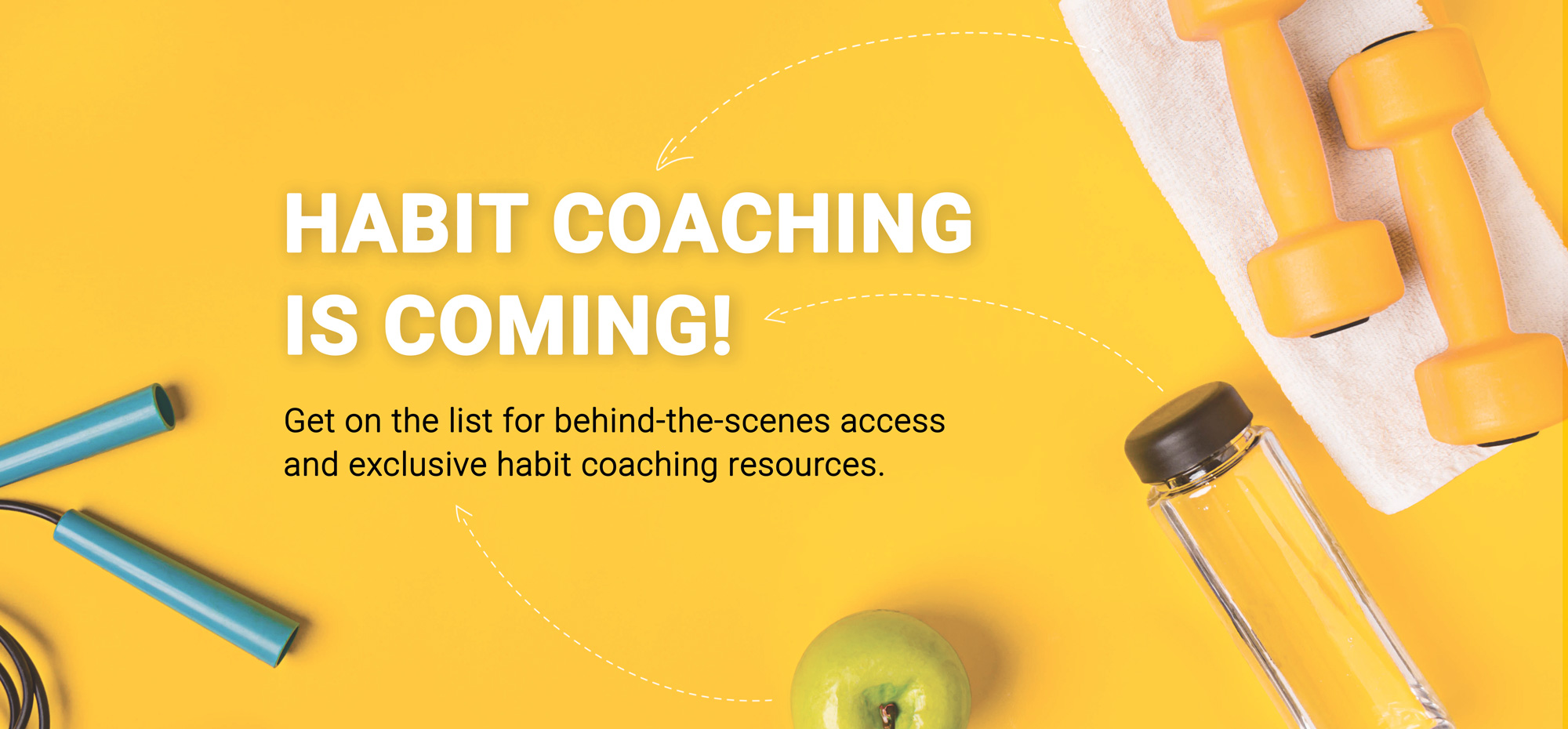 Habit Coaching is coming to Trainerize. Get on the waitlist.