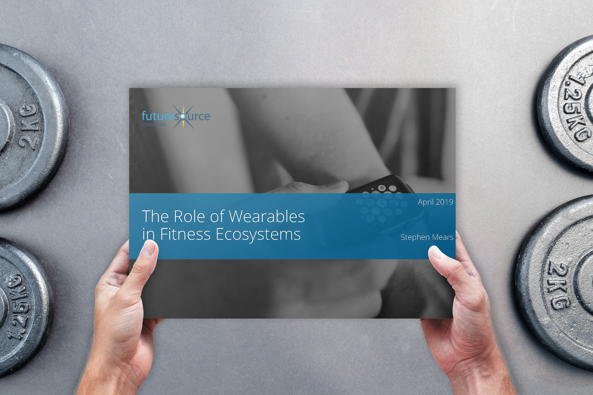 Trainerize Featured in Futuresource Report on Fitness Wearables