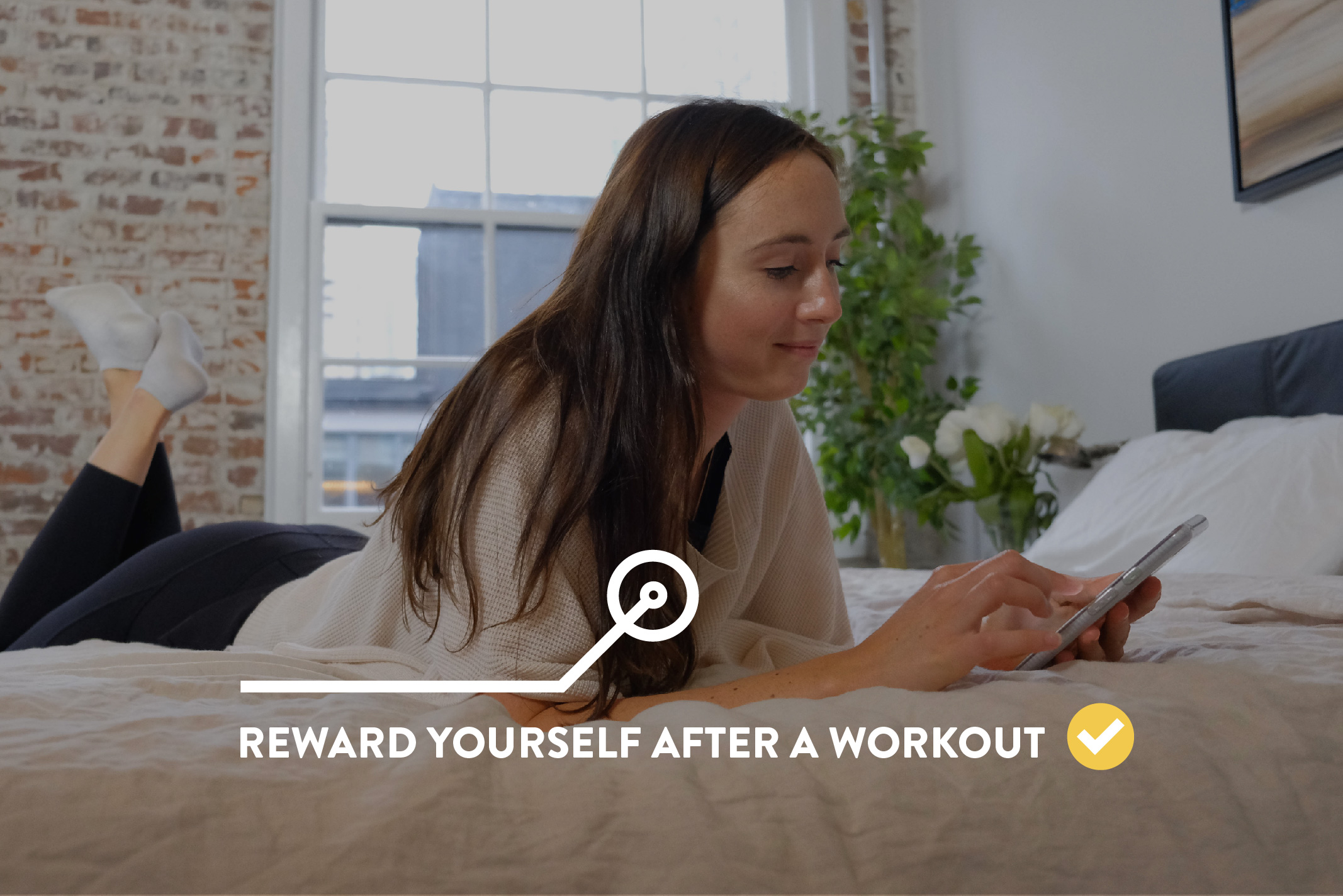 Habit Coaching with Trainerize: Reward Yourself After a Workout