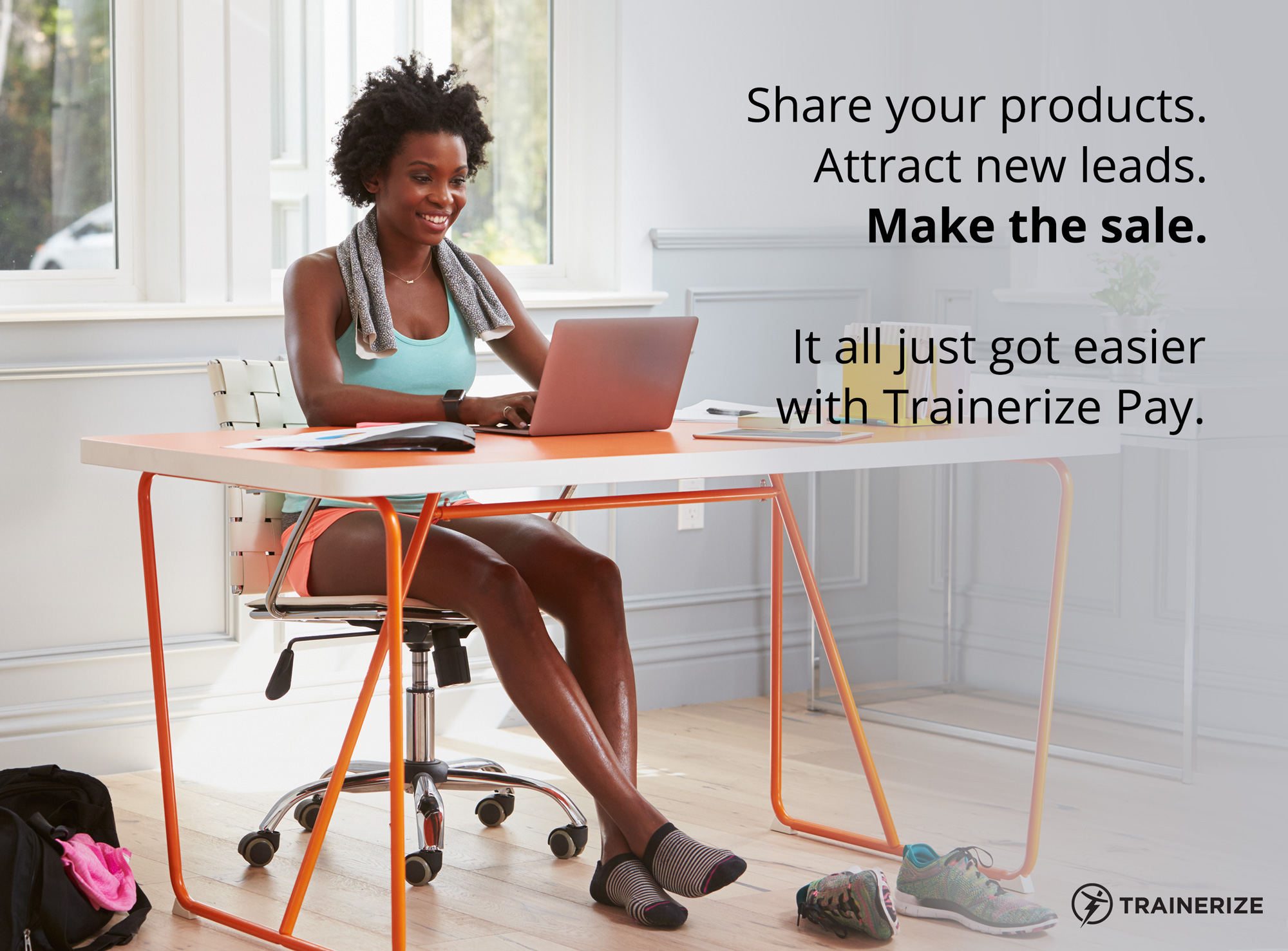 See What's New in Trainerize Pay and Learn How to Make The Sale