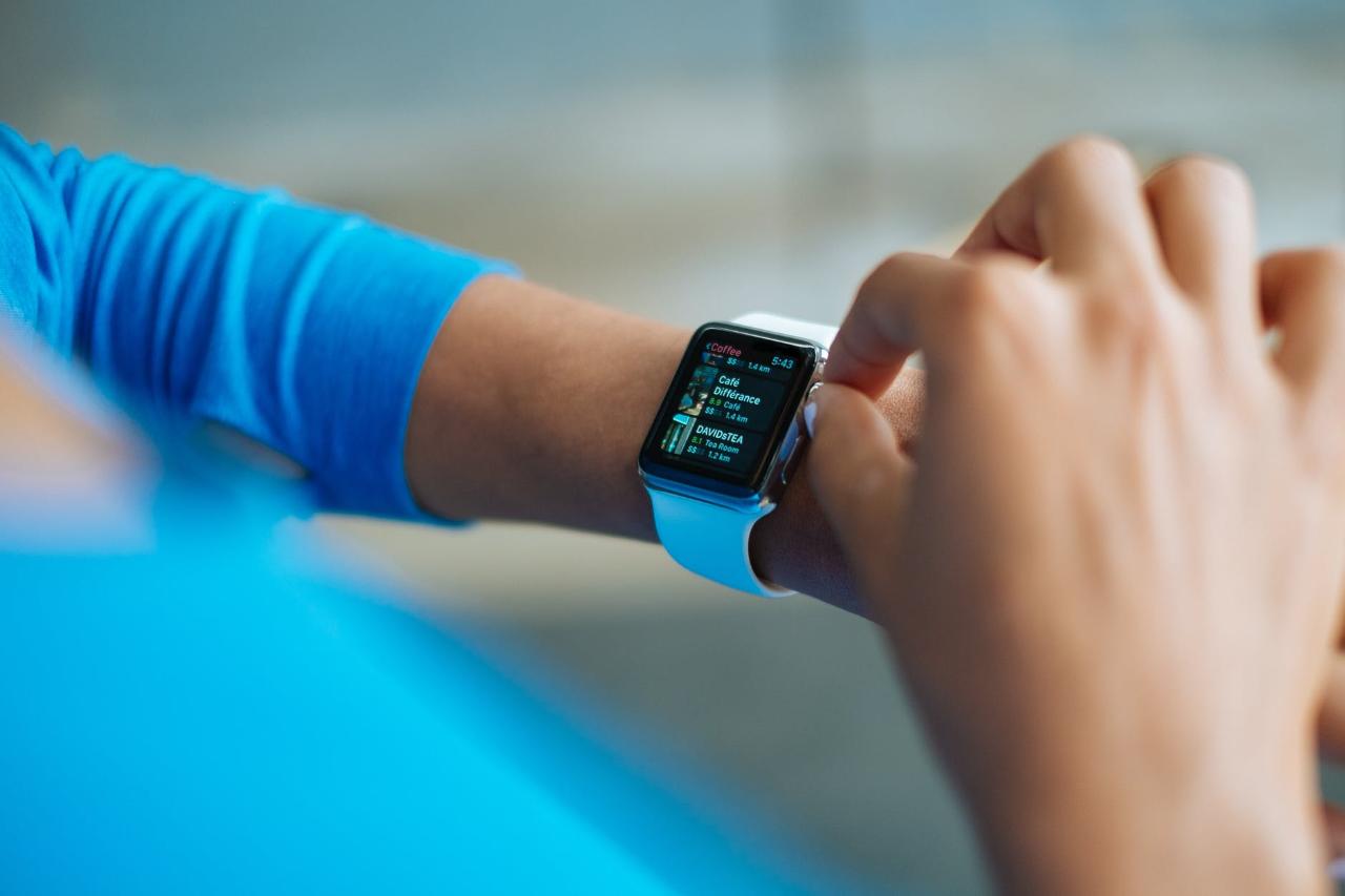 Fitness Trackers activity