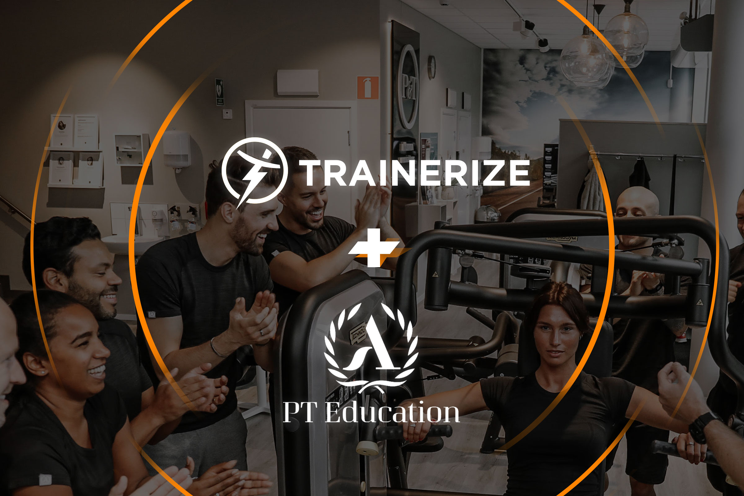 Axelsons PT Education Trainerize Partnership