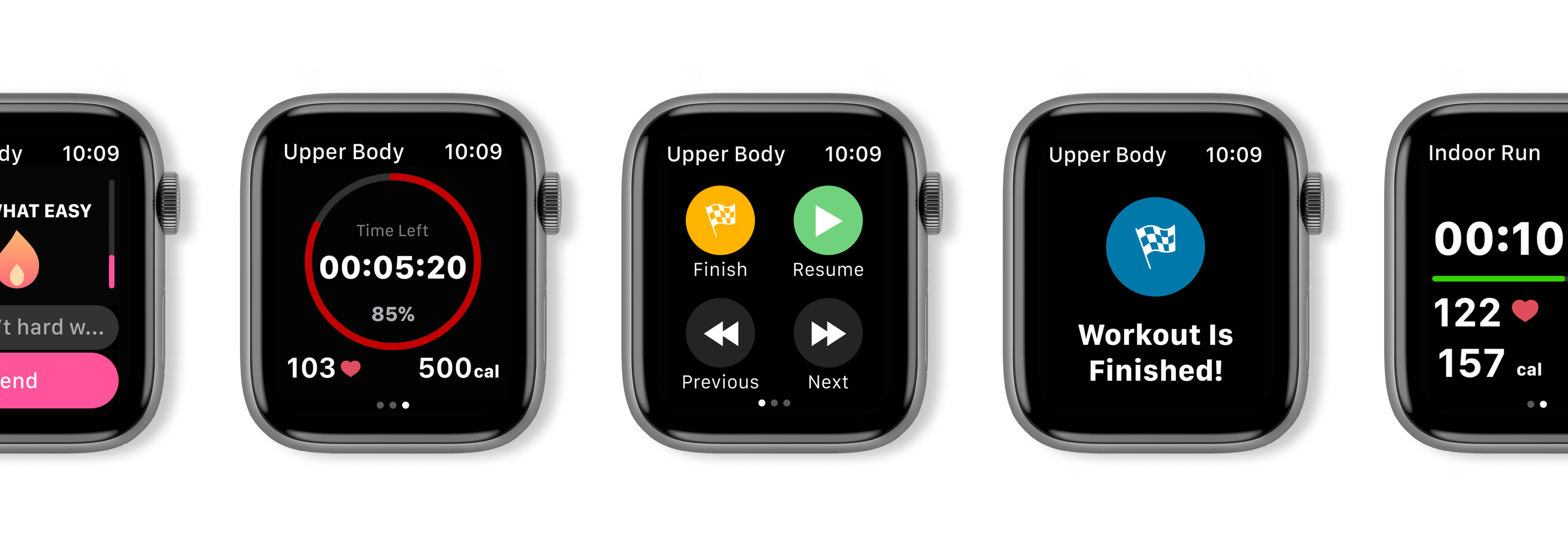 Apply custom branding to the new Apple Watch App powered by Trainerize