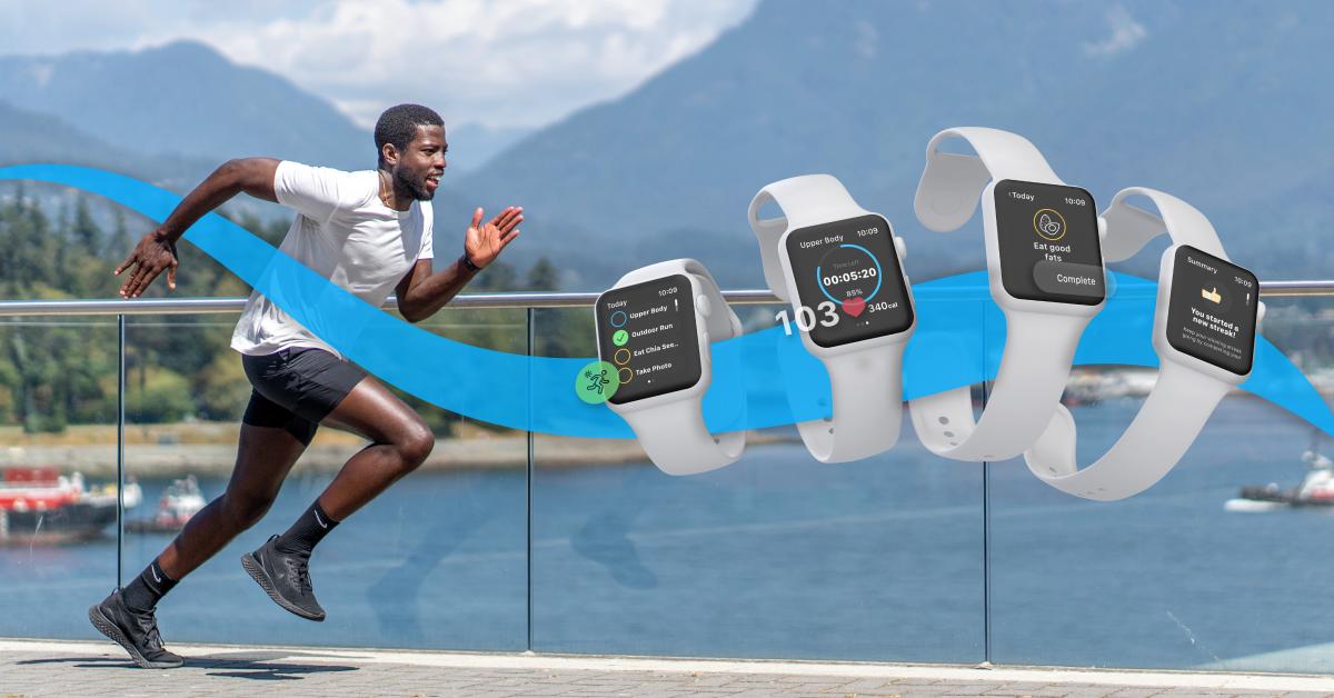 trainerize apple watch app press release