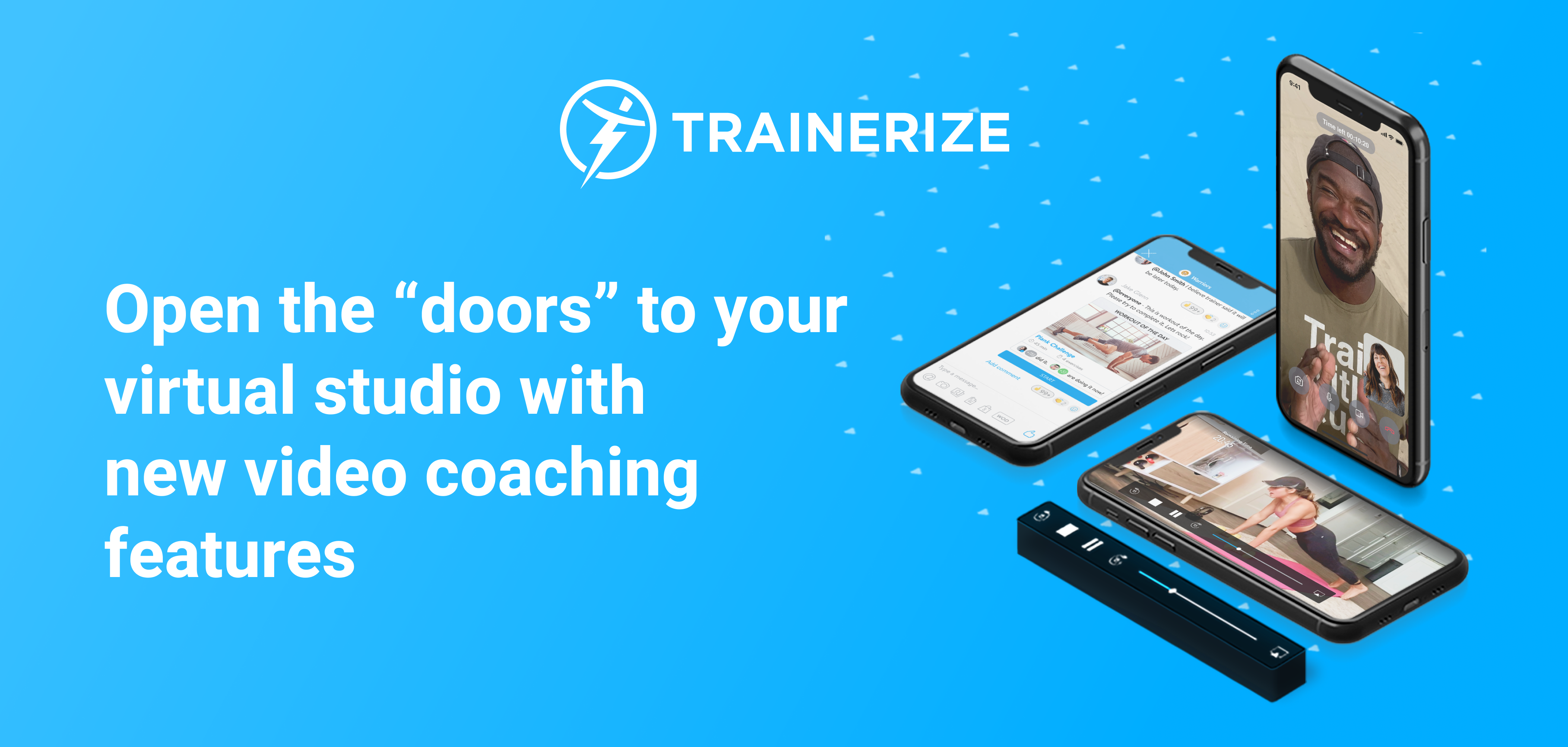 Trainerize Introduces New Video Coaching Features