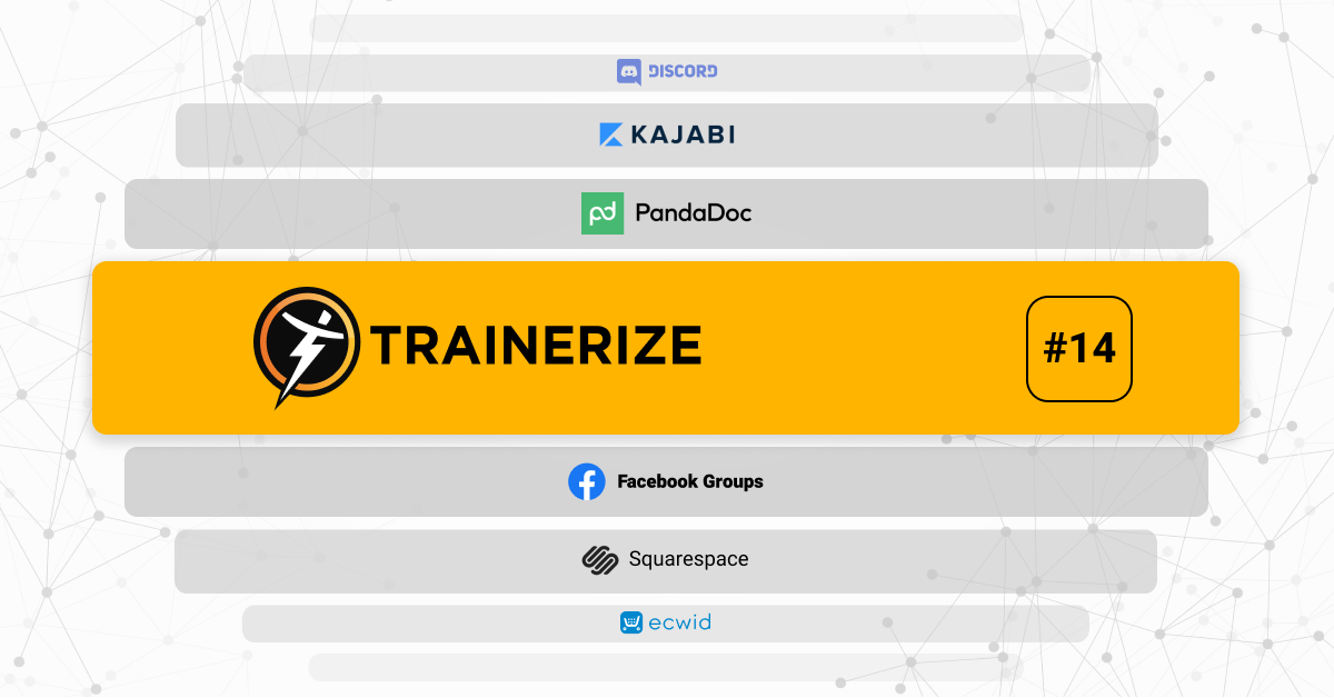 Trainerize Featured on Zapier's Annual List of Fastest Growing Apps (Zaps)