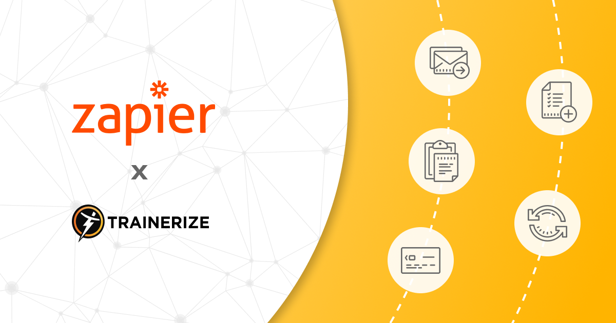 Zapier x Trainerize: Grow your Business and Crush your Goals with these Popular Zaps