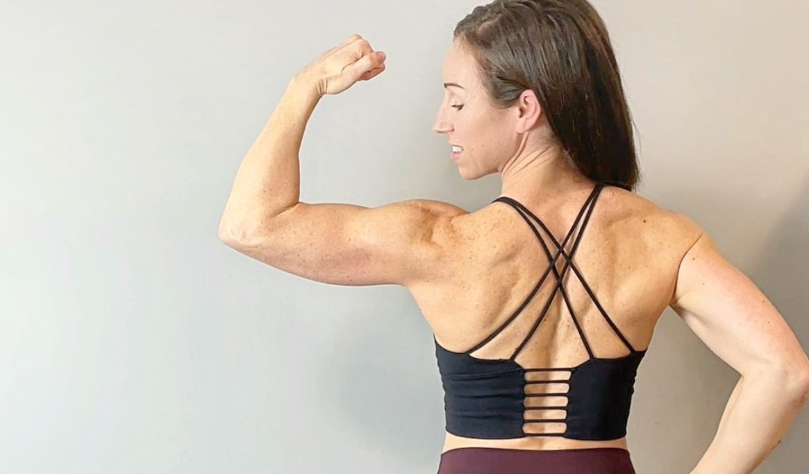 fitness niche michelle roots