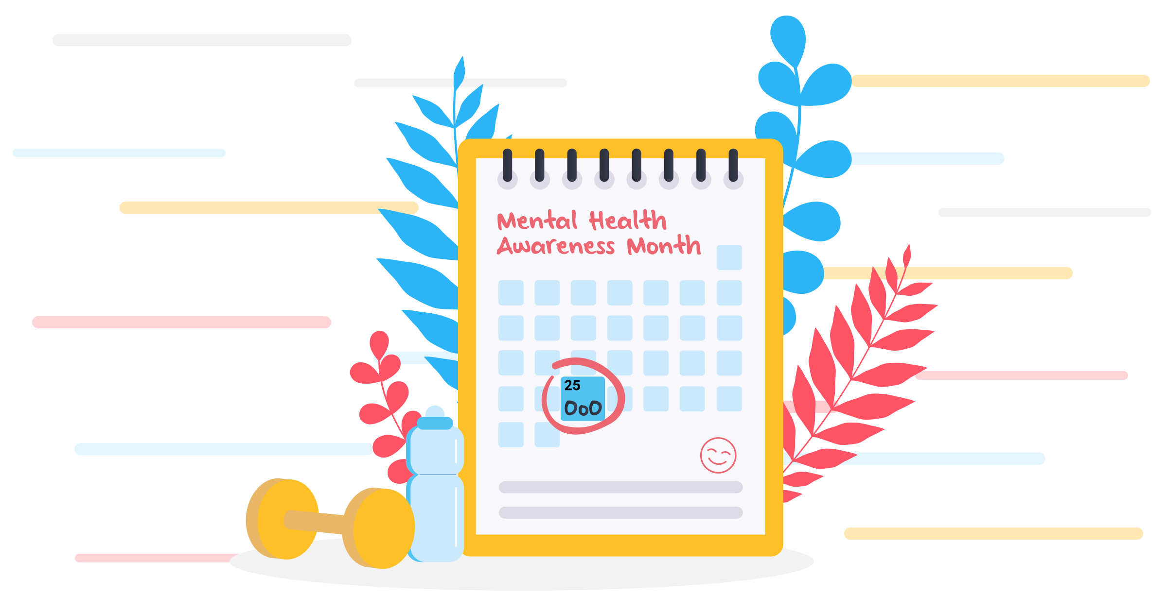 Celebrate Mental Health Awareness Month with Trainerize