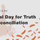 September 30 is National Day for Truth and Reconciliation