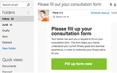 Automated Client Consultation